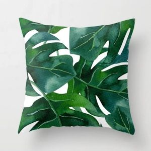 Deep In the Jungle Pillow